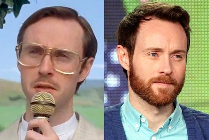 Kip from Napoleon Dynamite with a Beard