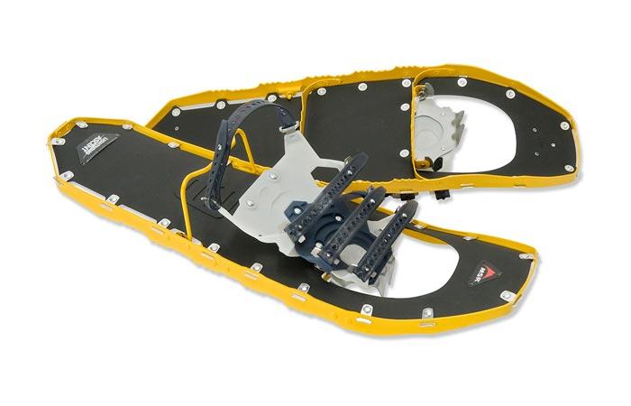MSR Lightning Ascent snow shoes