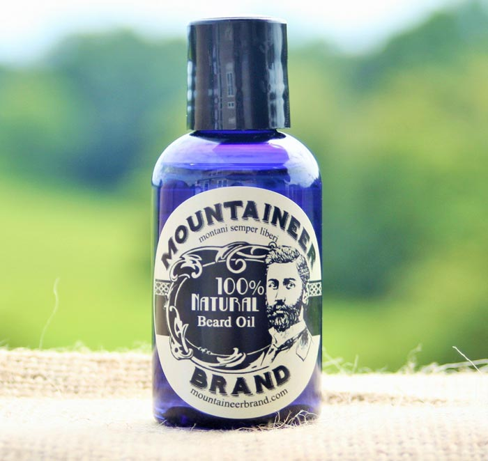 Mountaineer Natural Beard Oil
