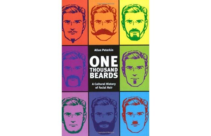 One Thousand Beards Book