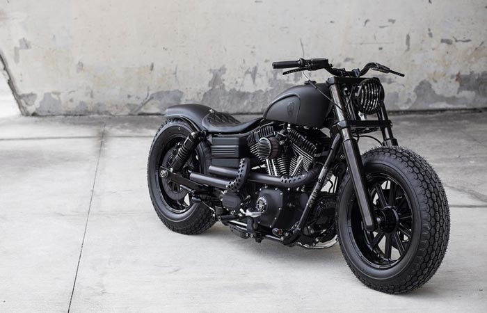 Rough Crafts Dyna Guerilla Fat Bob