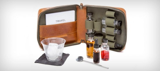 STEPHEN KENN TRAVEL COCKTAIL KIT