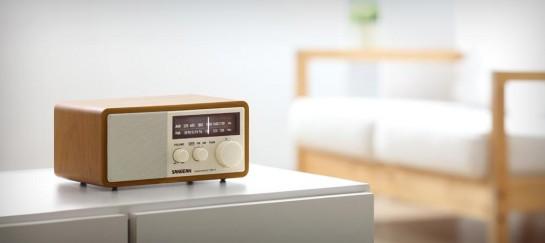 SANGEAN WR-11 AM/FM RADIO