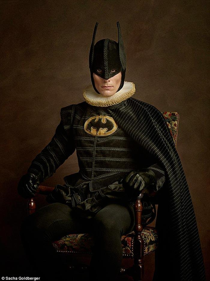 Batman Flemish style