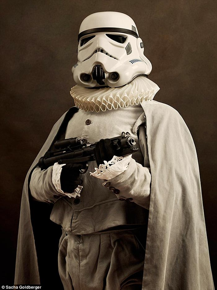 Storm Troopers Flemish style