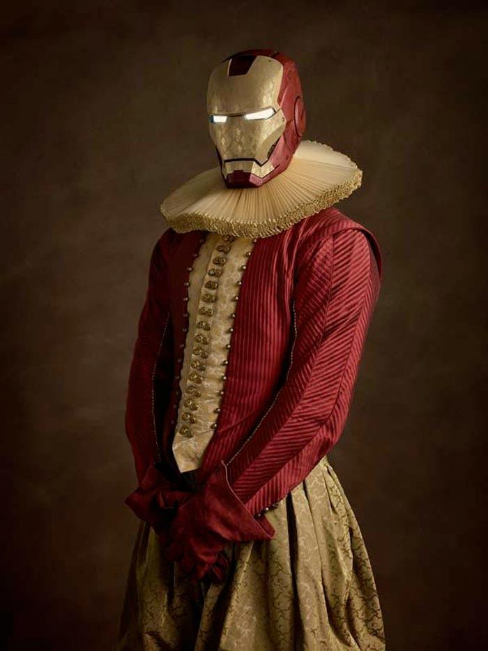 Super Flemish Iron Man