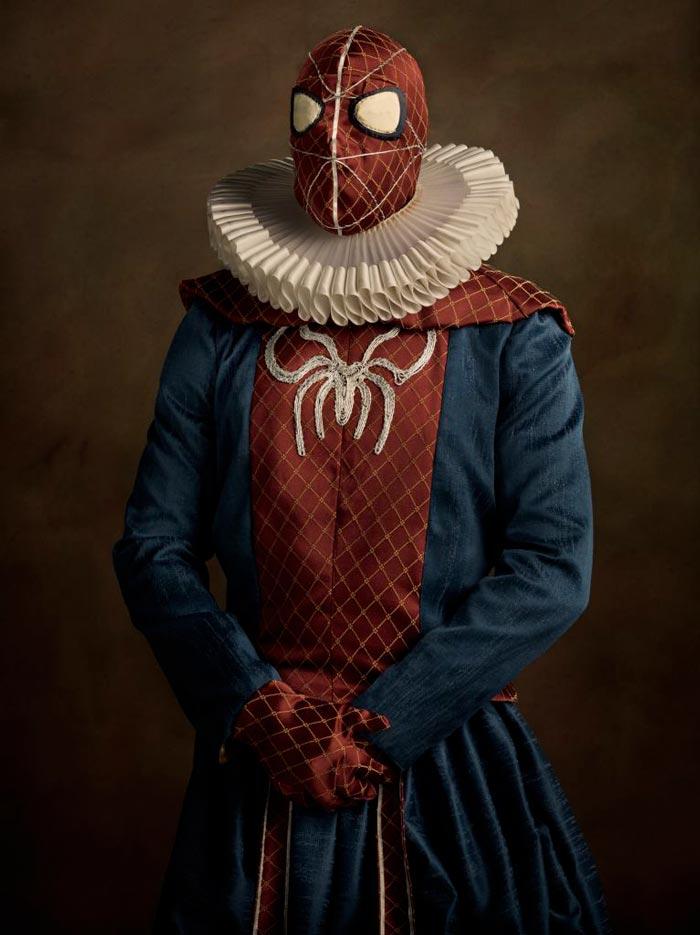 Super Flemish Spiderman