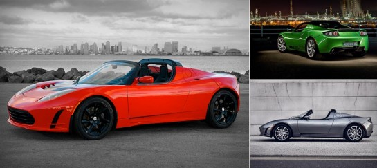 TESLA ROADSTER 3.0 UPGRADE