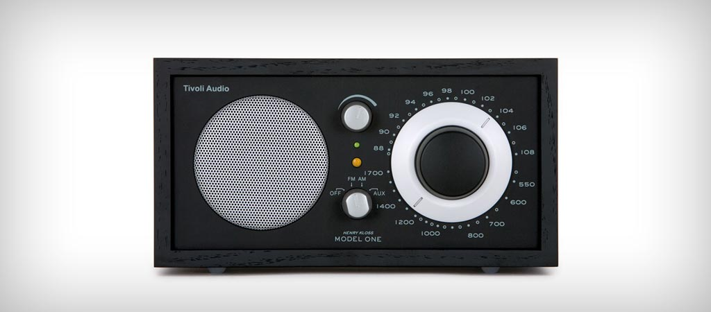 Tivoli Model One radio
