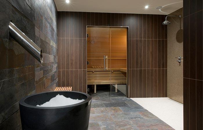 Villa Honegg spa