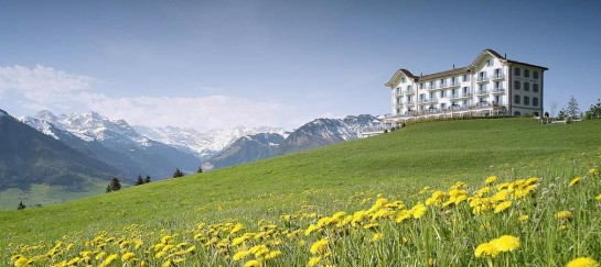 VILLA HONEGG | SWITZERLAND