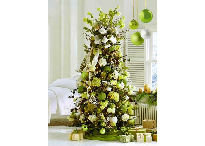 11 creative christmas trees Creative christmas trees to make