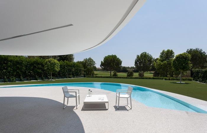 Pool at Casa Balint House