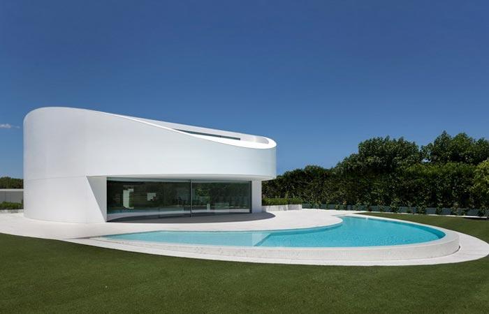 Casa Balint House architecture