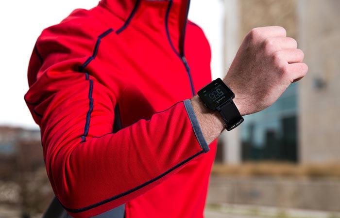 Garmin Vivoactive for fitness