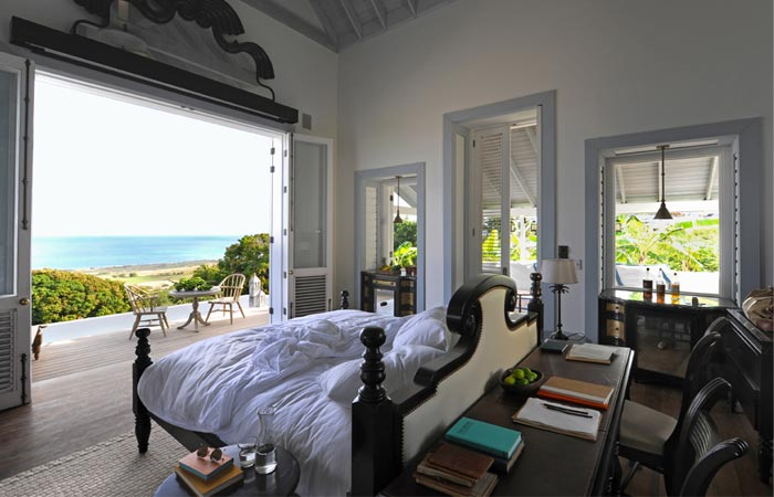 Room at the Kittitian Hills Resort