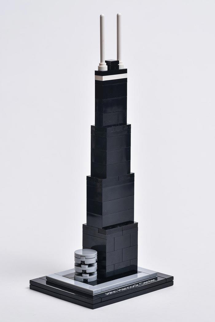 Lego carbon fiber pieces
