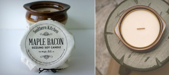 MAPLE BACON CANDLE