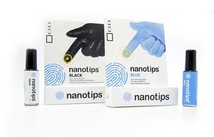 Nanotips