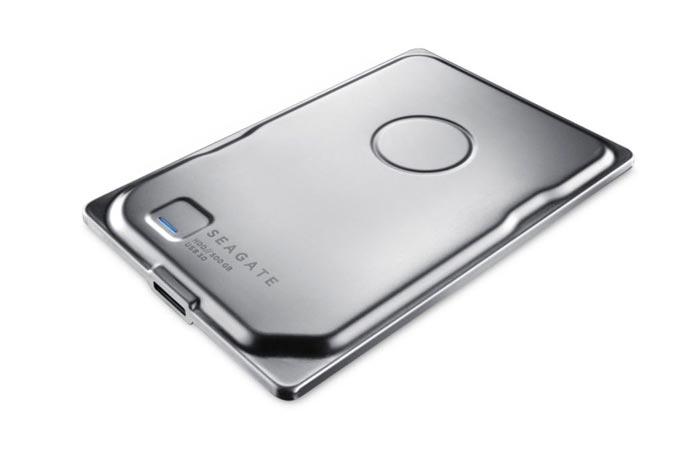 Seagate Seven super slim hard drive