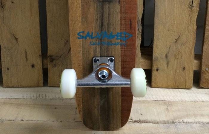 Pallet skateboard