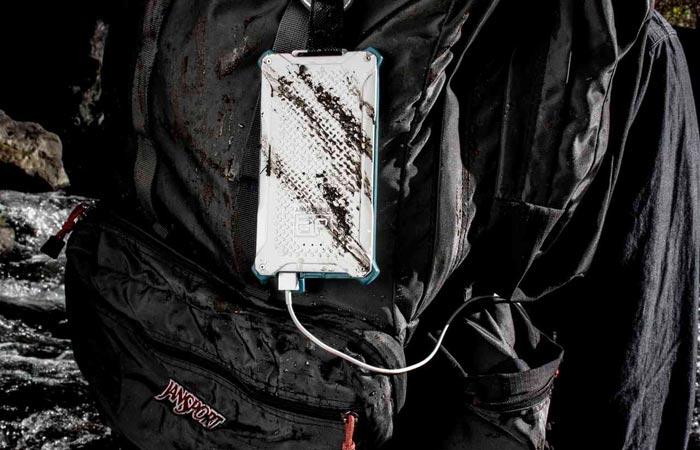Poseidon bulletproof charger