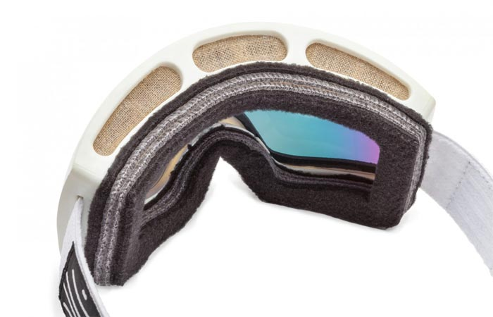 Bosky MK. II goggles with Japanese hemp