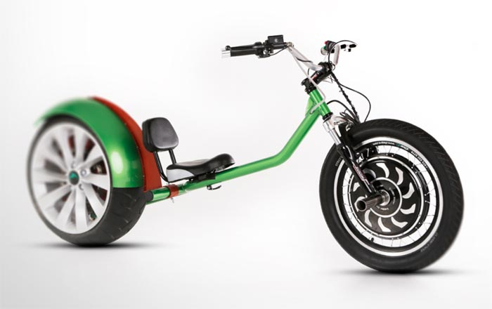 Chop E Electric Bike