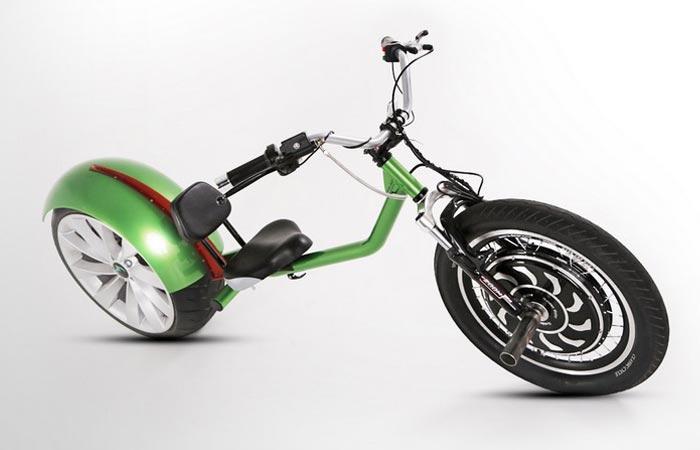 Chop-E electric scooter