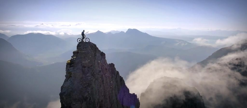 Danny Macaskill: The Ridge video