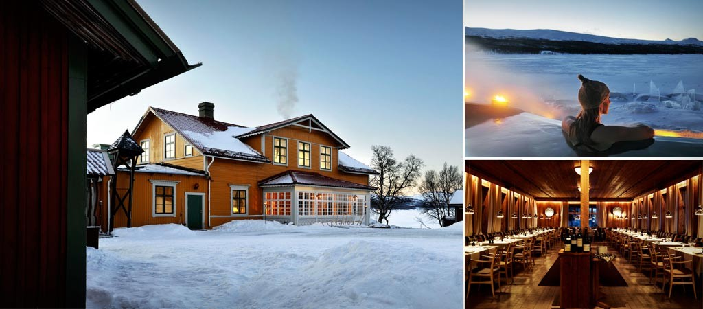 Fjällnäs mountain hotel