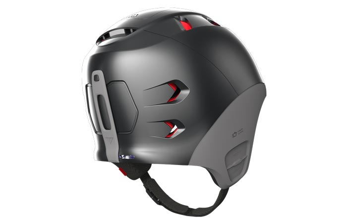 Forcite Alpine smart snow helmet