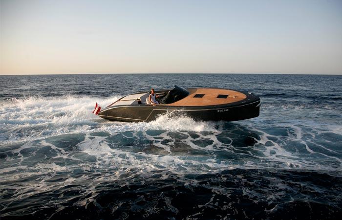 Frauscher Boats yacht