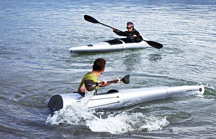 Klepper Backyak kayak
