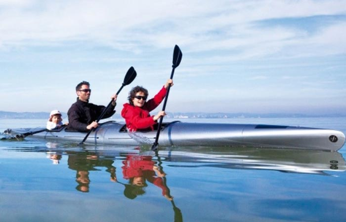 Klepper Backyak kayak for 2