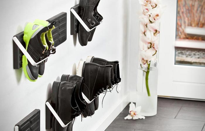Loca Knax Zjup shoe storage