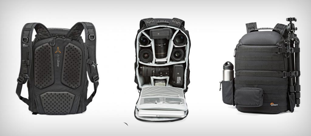 Lowepro Pro Tactic 450 AW camera backpack