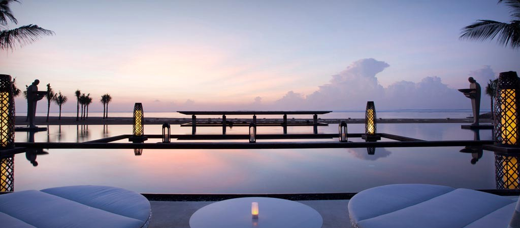 Mulia resort in Bali