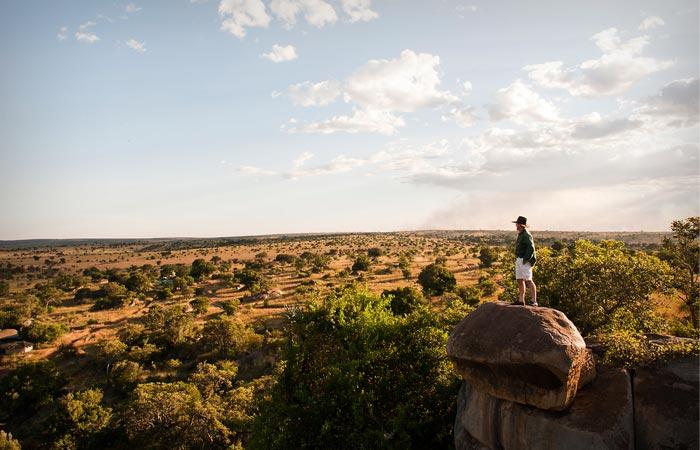 Nomad Safari in Tanazania