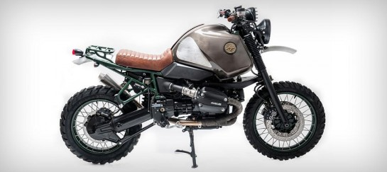 BMW R1100GS | BY OFFICINE SBRANNETTI