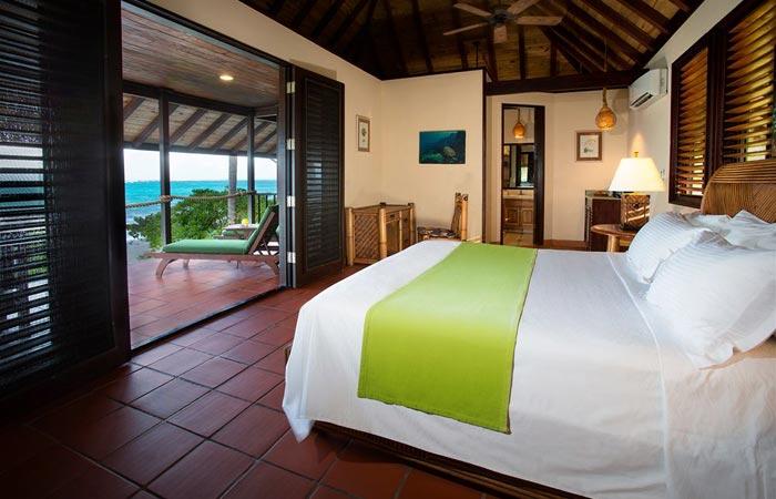 Room at Palm Island Resort