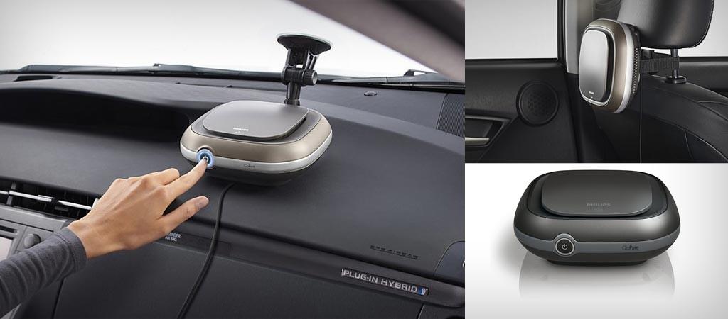 Philips GoPure 200 air purifier