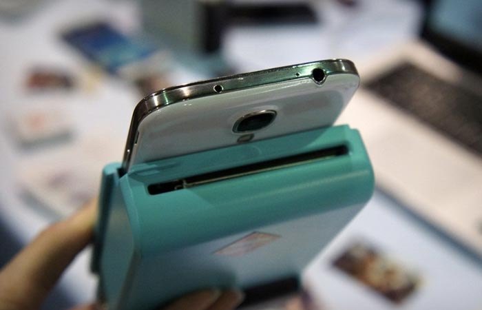 Prynt Instant camera and case for iphone and android