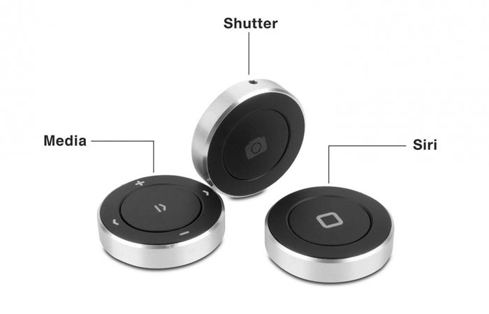 Uses of the Satechi bluetooth button series