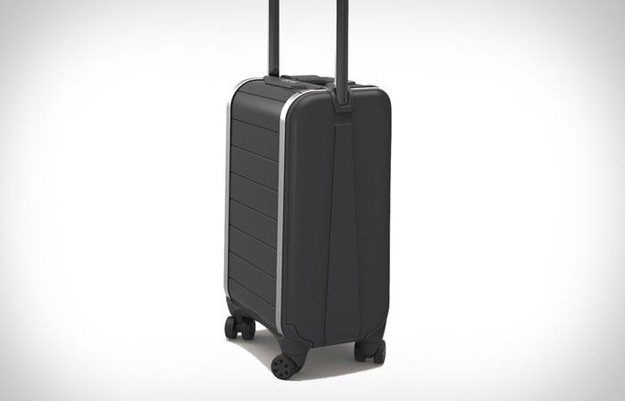Trunkster Zipperless Smart Luggage