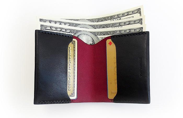 Von Vantage bi-fold wallet
