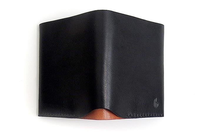 Von Vantage leather wallet
