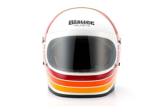 Blauer 80s Helmet white