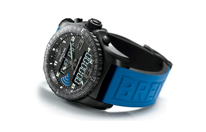 Breitling B55 Connected sports a technical look