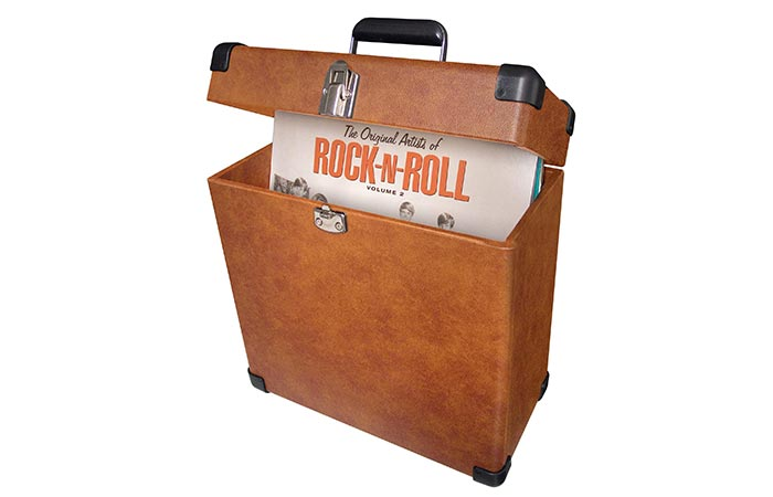 Crosley CR401 record carrier case